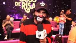 Video exclusivo: Cepillín recordó cuando tuvo su programa en Canal 5