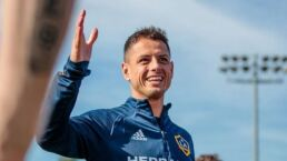 """Chicharito lo tiene claro: """"No vengo a retirarme a la MLS"""""""