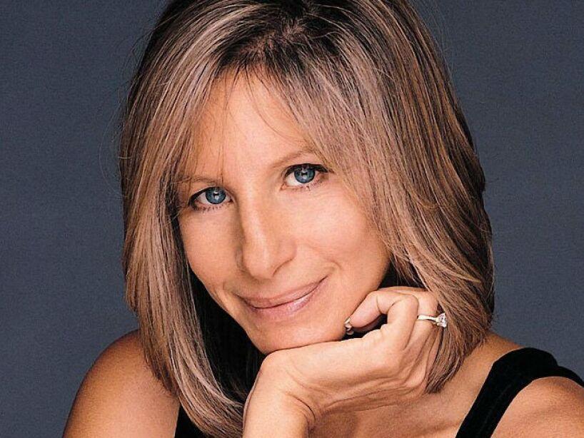 3. Barbra Streisand: Donó 11 millones de dólares para proteger el medio ambiente, investigación del SIDA y asesoría legal.