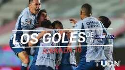 La Liga BBVA MX tuvo semana espectacular de goles