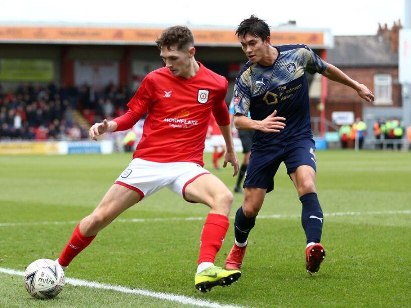 Crewe Alexandra FC v Barnsley - FA Cup Third Round