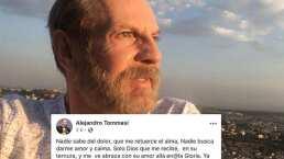 """""""Estoy bien, muchas gracias"""": Alejandro Tommasi aclara polémico mensaje que publicó en redes"""