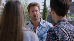 Neto encuentra a Yolo saliendo del hotel con Guido