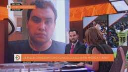 Tras polémica, talentos de TUDN respaldan a Aldo Farías