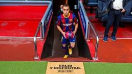 Sergiño Dest quiere ser el nuevo Dani Alves del Barcelona