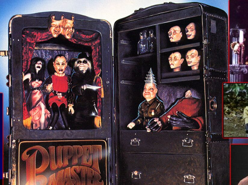 Los muñecos de Puppet Master ya son un clásico del cine de terror, con 4 secuelas desde 1991.