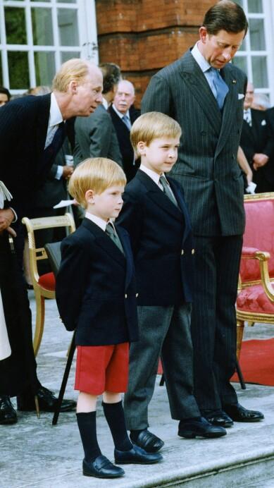 Esta es la razón por la que el príncipe George SIEMPRE usa pantalones cortos