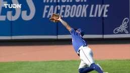 No te pierdas las mejores atrapadas de la MLB