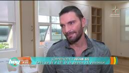 Julián Gil dará el 10% de sus ganancias a su hijo