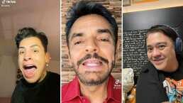 #HijosAdopTiktoks: Kunno, Lalo Garza y más tiktokers hacen de todo para que Eugenio Derbez los adopte