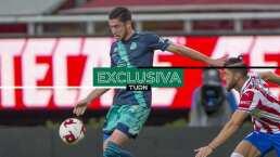 Santiago Ormeño se pone como reto superar a Henry Martín