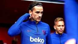 Antoine Griezmann aceptó que le ha costado adaptarse al Barcelona