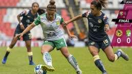 América y León igualan sin goles en el Azteca
