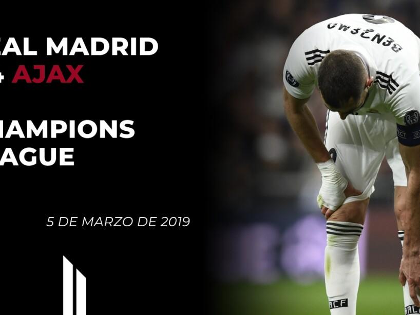 Episodio negro de Champions, noche mágica para los holandeses