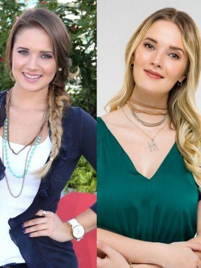 Kimberly Dos Ramos actualmente da vida a 'Maribel', la dulce amiga de 'Rubí'; pero la actriz comenzó su carrera desde niña. Mira su transformación con los años