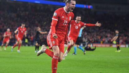 Venciendo a Hungría, con goles de Ramsey, Gales se coló a la Eurocopa de forma directa.