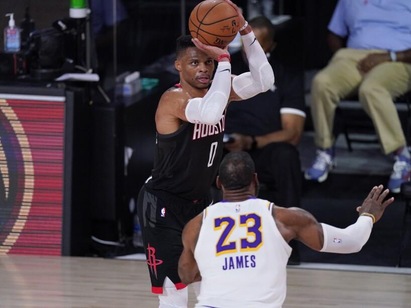 Lakers Rockets Basketball