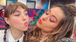 Galilea Montijo y Natalia Téllez por poco se comen a besos en un divertido encuentro