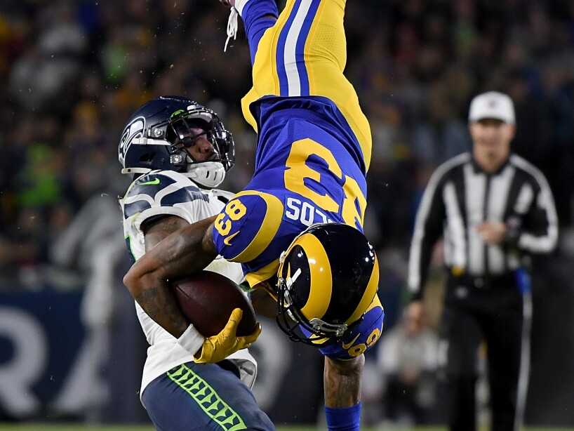 Seattle Seahawks v Los Angeles Rams