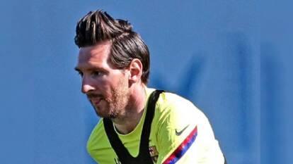 De vuelta a los entrenamientos, los futbolistas podrían marcar tendencia en peinados. ¿Con cuál te quedas?