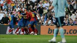 A 11 años del histórico 2-6 del Barcelona en el Bernabéu