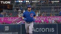 Highlights: Padres 2-10 Cubs, Juego 1