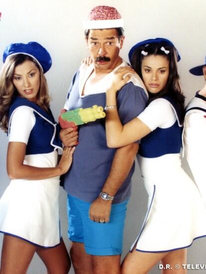 'Cero en conducta' fue un programa de comedia emitido entre abril de 1997 y febrero de 2003 por Las Estrellas.