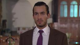 Mariano irrumpe en la boda de Teresa y Arturo