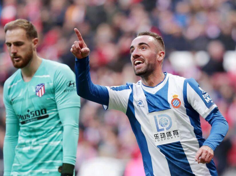 Club Atletico de Madrid v RCD Espanyol - La Liga