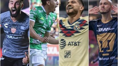 Así se disputaría la Liguilla en el futbol mexicano.