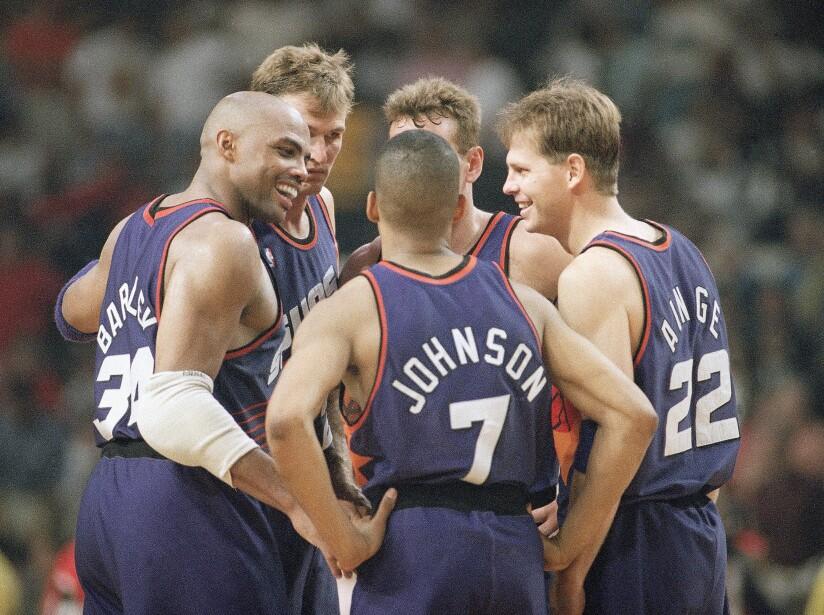 Suns Bulls Basketball
