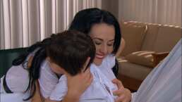 C153: Mateo conoce a Luciana