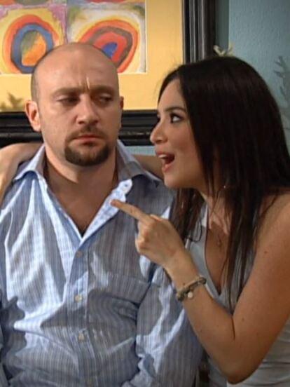 Wendy González era la hermana menor de 'Luis'.