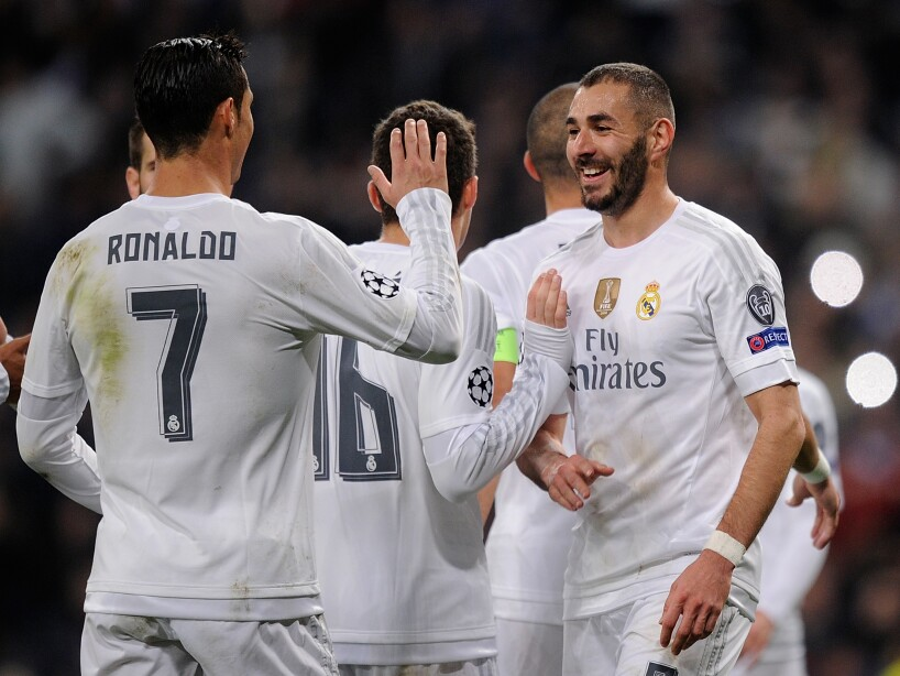Real Madrid CF v Malmo FF - UEFA Champions League