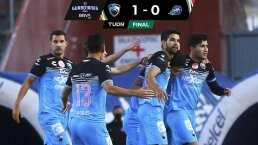 Tampico Madero tomó mínima ventaja de 1-0 ante Celaya en la Semifinal