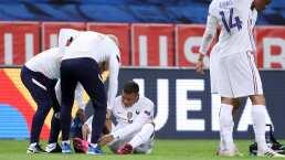 Mbappé sigue lesionado y no podrá verse las caras con Cristiano Ronaldo