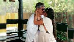 Fernando Carrillo comparte imágenes inéditas de su boda