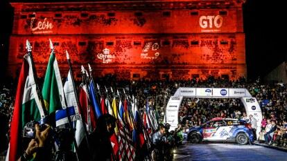 Este rally se lleva a cabo en caminos de terracería en diferentes ciudades de León, Guanajuato y Silao. Se divide en 24 tramos cronometrados, de jueves a domingo. El rally tiene varias sedes durante los 4 días de competencia.