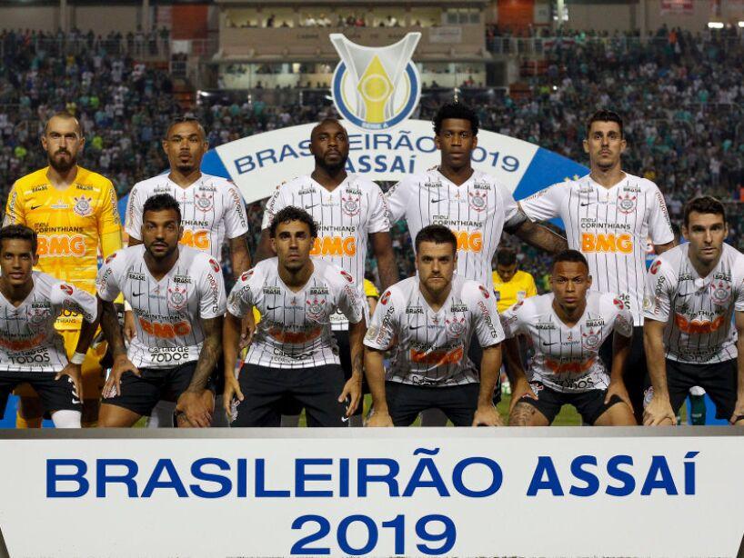 Palmeiras v Corinthians - Brasileirao Series A 2019