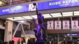 La imponente estatua de Michael Jordan en el United Center