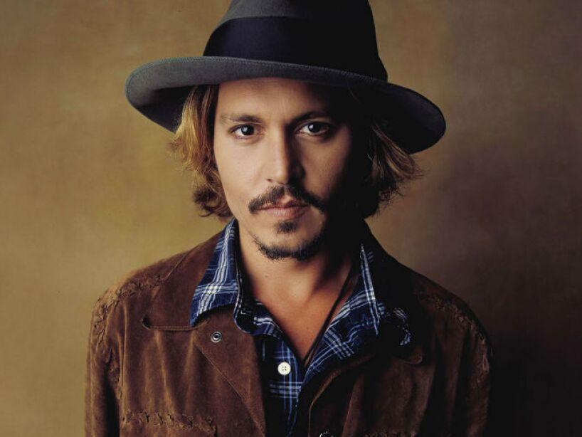 5. Johnny Depp. Fecha de nacimiento: 9 de junio de 1963. Edad: 51.