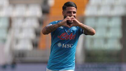 Napoli se impone al Parma en la Serie A
