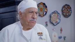 Eugenio no recuerda cómo hacer pan