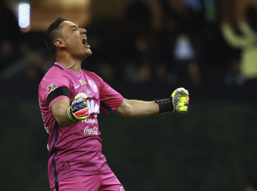 America v Necaxa - Playoffs Torneo Apertura 2016 Liga MX