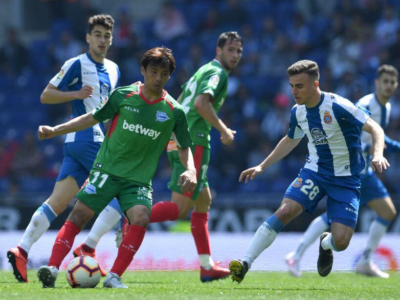 RCD Espanyol v Deportivo Alaves - La Liga