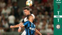 Cristiano y su Juventus pasaron sobre el Inter en penales