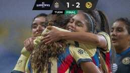 América impide que Chivas aspire al liderato en la Liga MX Femenil
