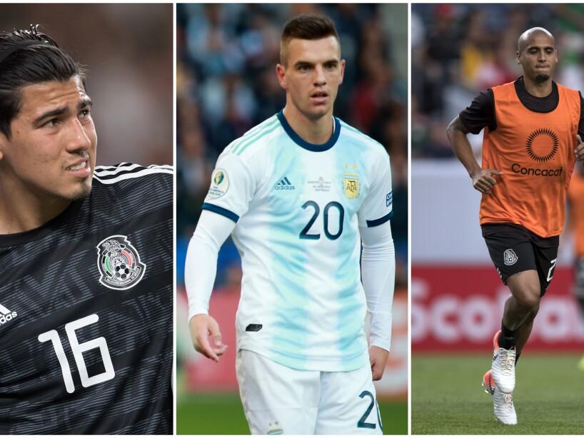 Siete bajas para el juego entre México y Argentina