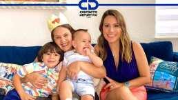 Lindsay Casinelli, una mamá consentidora y muy juguetona