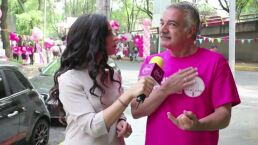 David Ostrosky lucha con su hija contra el cáncer